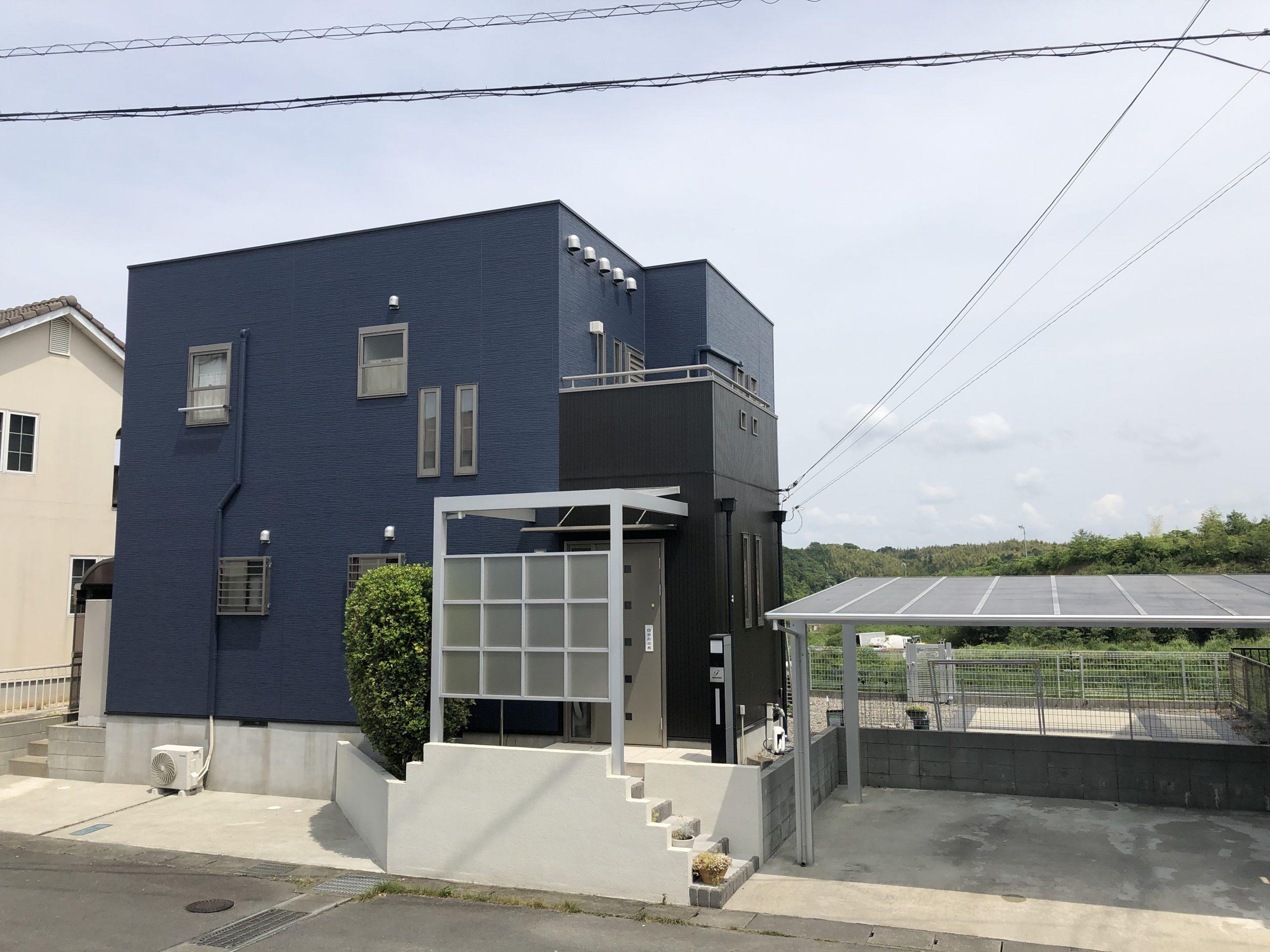 松阪市・一般住宅塗装